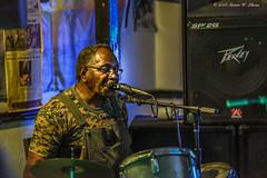 Hezekiah Early (Steve Likens) Tags: mississippi drums blues drummer drumming clarksdale jukejointfestival hezekiahearly