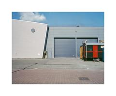 ** (ha*voc) Tags: 120 film amsterdam mediumformat industrial rangefinder 6x7 urbanfragments 65mm mamiya7ii urbanabstraction lomo800 industrialfragments