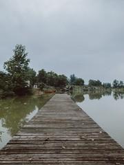 On the bridge (PocaKiirn) Tags: bridge lake landscape nanjing grdigital ricoh lightroom grd3 grdiii