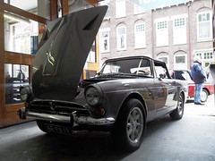 Freshly restored 1965 Sunbeam Tiger, a great job well done! (Nicholas1963) Tags: club utrecht nederland rob rootes arijansen