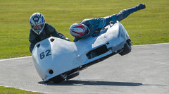 Ooops! (trethurffe2001) Tags: greatbritain england sports grass wheel tarmac sport race speed corner track close steering cheshire outdoor wheels machine fast racing vehicles lap gb vehicle steer rider circuit leaning handlebars sidecar cornering oultonpark wirral100clubbikechampionship