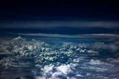 Flight QF 793, 31. Jan. 2016 (betadecay2000) Tags: blue sea sky cloud clouds meer heaven cloudy outdoor top den himmel wolke wolken australia darwin beta western end boeing australien blau northern flugzeug territory wolkig flug 11000 ber ozean textur hhe indischer stratosphre weltmeere
