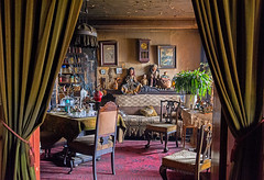 A sudden glimpse into the past (Poupetta) Tags: old helsinki dolls aulis
