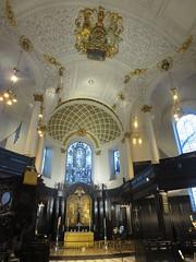 St Clement Danes Church (John Steedman) Tags: uk greatbritain england london church unitedkingdom stclementdanes grossbritannien     grandebretagne