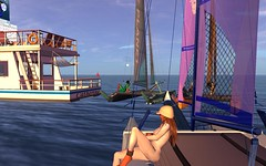 Nacra @NYC (vivipezz) Tags: nyc sailing sl nantucket secondlife nacra17