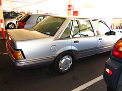 1987 Holden VL Commodore Executive with Berlina hubcaps (RS 1990) Tags: car sedan 1987 showroom commodore april adelaide friday executive southaustralia rare 29th holden pristine uncommon condition 2016 modbury teatreegully teatreeplaza
