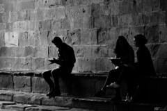 Shapes of the street (Gi_shi) Tags: street bw photography nikon shapes bn bnw biancoenero nikonitalia iamnikon d7200