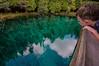 Kitch-iti-kipi explorer (jess_clifton) Tags: aqua upperpeninsula clearwater kitchitikipi kitchitikipispring