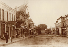 Dewitt Street Looking South