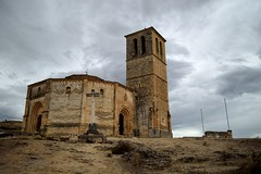 iglesia templaria de la vera cruz (lisbeth_mena) Tags: espaa church spain segovia templarios