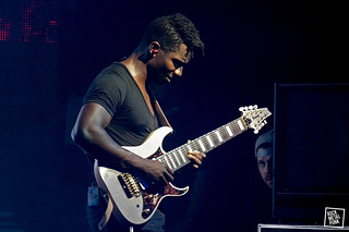 June 7, 2014 // Animals As Leaders @ Culture Room, Fort Lauderdale, USA // Shots by Joshua Stronko