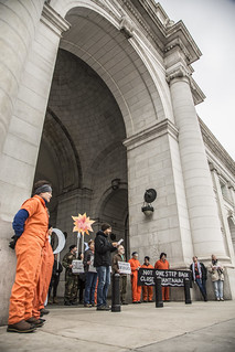 Witness Against Torture at Union Station
