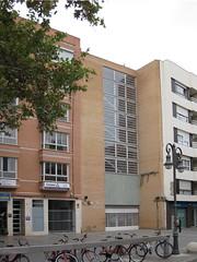 Casa de la Música. ALDAIA (Valencia) (fernanchel) Tags: spain gimp ciudades musica aldaia aldaya