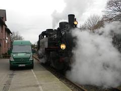 engine Steam train Minden Germany 21st December 2013  21-12-2013 10-02-11 (dennoir) Tags: train germany december 21st engine steam minden 2013 100229 21122013