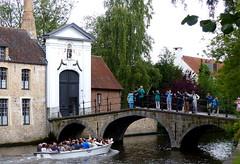 P1030134-Bruges, Belgium (CBourne007) Tags: city architecture buildings europe belgium bruges veniceofthenorth