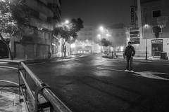 Silent Street (AeroFluxe) Tags: street bw night serena silencio villanueva silenthill sal20f28