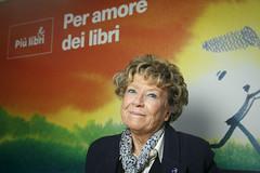Dacia Maraini a Più libri più liberi 2015