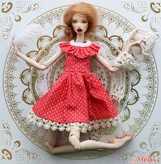 Inner Balance - ADAW 4/52 (Melu Dolls) Tags: hair ginger magpie melu popovy meludoll meludolls