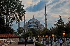 Sultanahmet, Istanbul, Turkey (zaid_alwttar) Tags: turkey istanbul sultanahmet