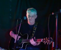 Fri 15th Jan 2016 (Bill From Catford) Tags: musician bass guitar player singer sax openmic geoffpaice