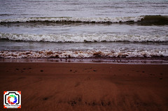 From whence the tide cometh (Kobie M-C Photography) Tags: lake beach water colors sand waves pentax outdoor tide fineart splash lakeontario k30