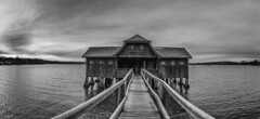 _64A0243-Pano-Bearbeitet (westcoast-pictures.de) Tags: panorama see htte sw ammersee stegen bootshtte