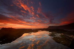Frazer Park Reflections (Paul Hollins) Tags: seascape sunrise australia newsouthwales aus freemans catherinehillbay frazerpark paulhollins nikond610