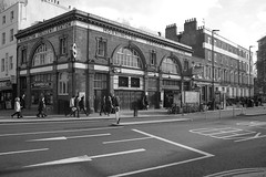 Mornington Crescent Station (IanAWood) Tags: urban stpancras walkingwithmynikon lbofcamden nikkorafs28mmf18g nikondf