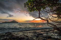 15_0920 Makai Pier Sunrise 01 (garonnobriga) Tags: ocean beach sunrise oahu waimanalo makapuu makaipier