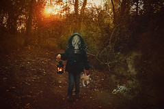 The earth is not dying, it is being killed (solapi) Tags: solapi oriol ribera scary horror dark gorgeous beautiful gasmask sunset àlex sigma dystopianworld