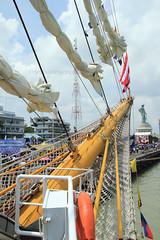 IMG_5657 (suryahardhiyana) Tags: ship naval surabaya kapal dewaruci koarmatim