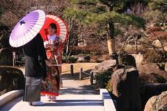 sposi giapponesi (checiotola) Tags: japan nagoya giappone haichi