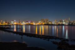 Rainbow Bridge (レインボーブリッジ)-3 (Kelvin Wen) Tags: bridge japan rainbow nikon aqua exposure 東京 odaiba yurikamome お台場 レインボーブリッジ 自由女神 d610 彩虹大橋 tōkyō おだいば とうきょう 御台場 台場臨海公園 百合海鷗