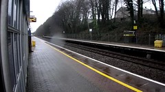 37518 passing through Skewen Station with 0Q50 Swansea Maliphant Csd to Bristol Parkway 2016 01 26 (Gareth Lovering Photography 2,000,000 views.) Tags: west station swansea bristol coast with 26 olympus 01 parkway passing through railways csd lovering skewen 2016 maliphant westcoastrailways 37518 tg860 0q50