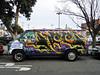 (gordon gekkoh) Tags: sanfrancisco truck graffiti und keep aqk undk