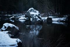 much reflection (renrenskyy) Tags: winter snow yosemite nationalparks