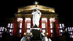 Orange Life Savers (ftrc) Tags: berlin safepassage aiweiwei fotostrasse