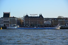 Rotterdam 2015  View of the Maaskade (Michiel2005) Tags: holland netherlands river rotterdam ship kade nederland maas quai schip rivier nieuwemaas maaskade