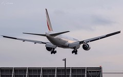 Air France Boeing 777-200ER (datguybrent) Tags: photography aviation boeing airfrance yyz boeing777 fgspy