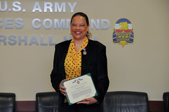 Deputy Chief of Protocol Award Ceremony (US Army Forces Command (FORSCOM)) Tags: awardceremony protocol chiefofstaff marshallhall fortbraggnc forscom usarmyforcescommand achievementmedalforcivilianservice andreaewileybigelow