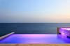 Infinite (jeandubrulee) Tags: ocean sunset netherlands pool dutch curacao caribbean curaçao antilles antillen caribisch