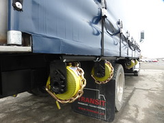 X-TREME 16' (Fourgons Transit Truck Bodies) Tags: truck  transit bodies xtreme tarp toile bote fourgons