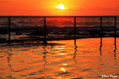 0S1A2789 (Steve Daggar) Tags: ocean seascape beach sunrise centralcoast gosford oceanpool macmastersbeach