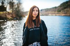 Isabell (Keepsaix) Tags: street portrait people norway 35mm sigma naturallight portraiture backlit bergen portfolio