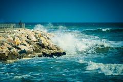 OlyOMD10-3140650 () Tags: sea mare wave  onde fano
