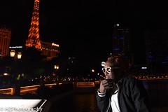So Near To Paris (Heidi Zech Photography) Tags: nightphotography night lasvegas flash flashphotography lasvegasstrip offcameraflash offcameralighting nikoncls