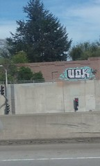 UDK (MOB IN DA BAY) Tags: california street urban art cali graffiti artist calif cal graff northern nor