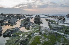 Barrika (naiaragmez) Tags: atardecer playa euskalherria barrika
