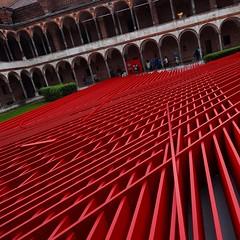 Milan #DesignWeek #MilanDesignWeek #Installation #FuoriSalone #Milano... (Mek Vox) Tags: milan installation salonedelmobile universit fuorisalone designweek milandesignweek milano2015 uploaded:by=flickstagram instagram:venuename=universitc3a0deglistudidimilano instagram:venue=12700308 instagram:photo=9664211435223708267981272