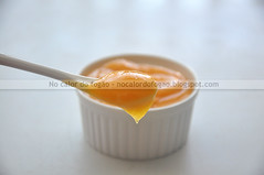Passionfruit curd na colher (Letrcia) Tags: curd passionfruit maracuj
